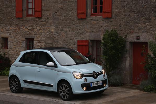 Nuova Renault Twingo 2014, vuoi provarla 7