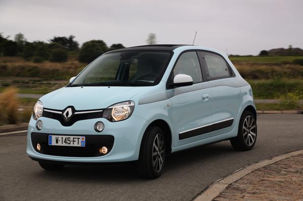 Nuova Renault Twingo 2014, vuoi provarla 8