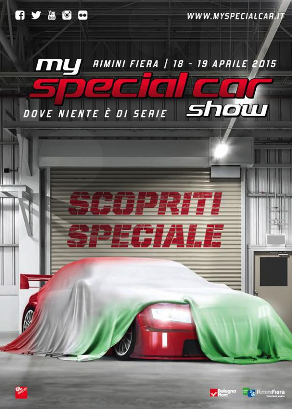 Car tuning, torna My Special Car Show 2015