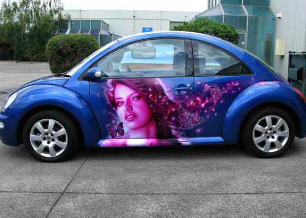 Aerografia auto, come decorare la macchina in modo originale e prezzi