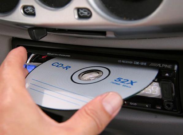 Cd incastrato nell'autoradio? Ecco come toglierlo!