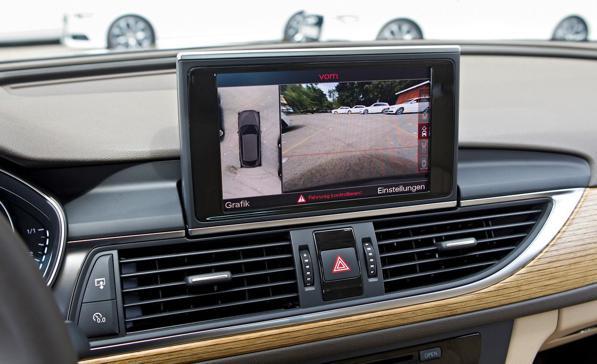 Telecamera di parcheggio per auto- come montarla