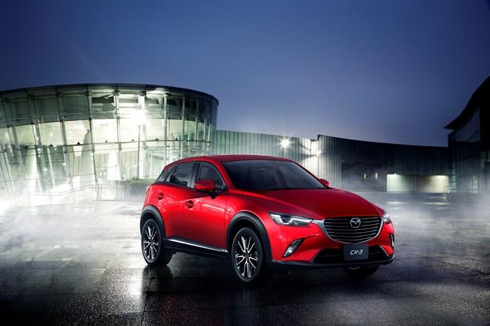 Mazda CX-3 - vuoi provarla 1