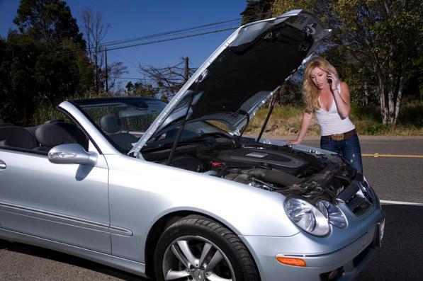 Spia acqua auto accesa- cosa fare? 2