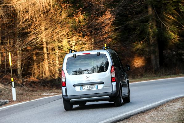 Citroën Berlingo XTR 120 D -2 ok -Auto e neve