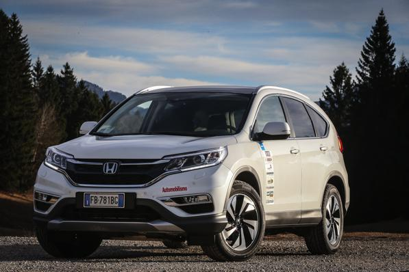 Honda CR-V 1.6 160 Cv Executive Adas 4WD - 1 -Auto e neve