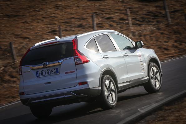 Honda CR-V 1.6 160 Cv Executive Adas 4WD - 10 -Auto e neve