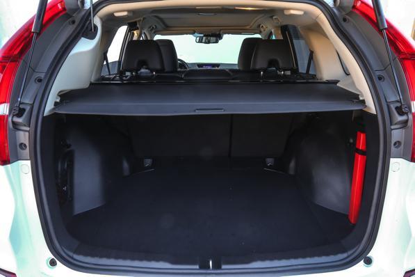 Honda CR-V 1.6 160 Cv Executive Adas 4WD - 7 -Auto e neve