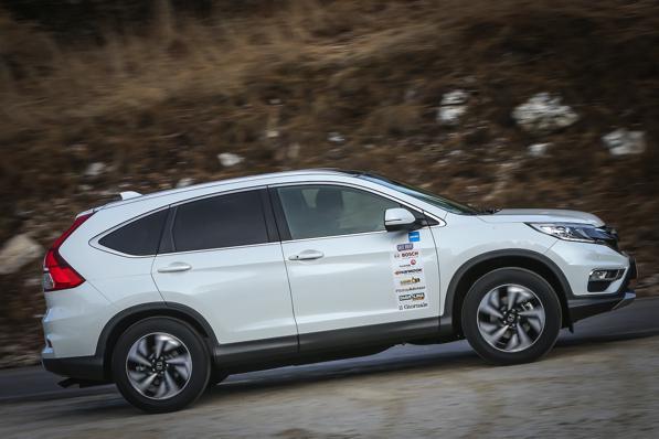 Honda CR-V 1.6 160 Cv Executive Adas 4WD - 9 -Auto e neve