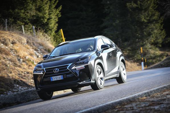 Lexus NX 2.5 Hybrid 4WD Luxury - 10 -Auto e neve