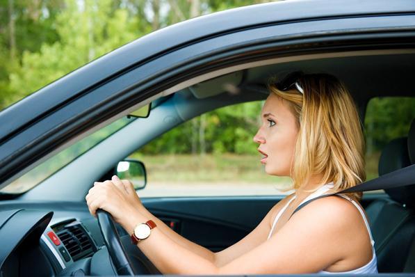 Paura di guidare, rimedi per superare la fobia di guidare l'auto.