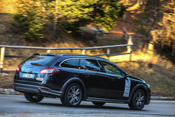 Peugeot 508 RXH - 8 -Auto e neve