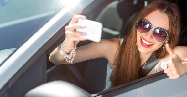 Những sai lầm chết người khi lái xe của chị em phụ nữ