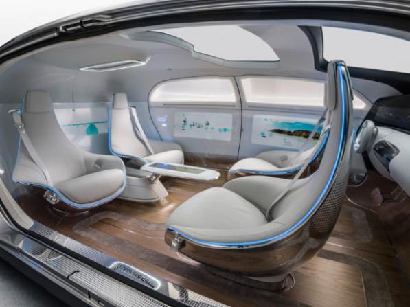 Futuro delle auto - ecco come sarà l'auto fra 10 anni 2