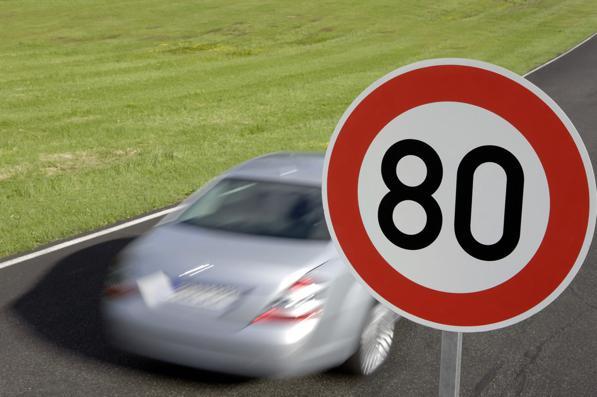Limiti di velocità e classificazione delle strade in Italia.