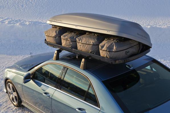 Carico in auto - come trasportare i bagagli in sicurezza?