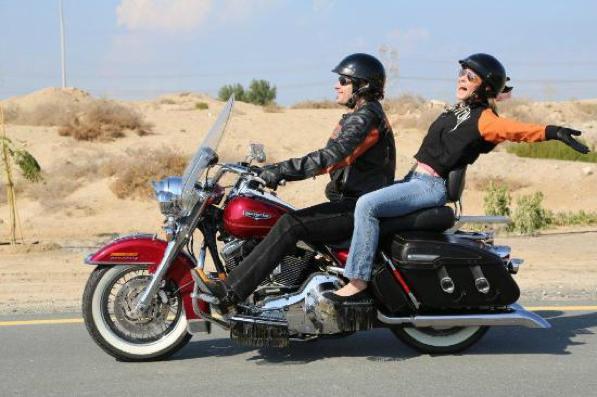 Gite in moto - idee e consigli per l'abbigliamento ideale