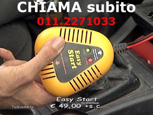 Caricabatterie auto: per caricare la batteria della macchina c'è Easy Start