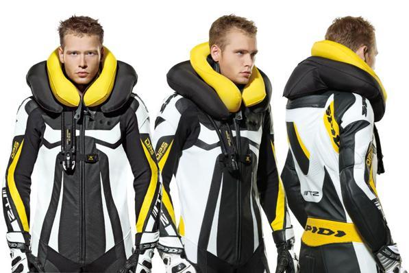 Airbag da moto: cos'è e come funziona il giubbotto o gilet con airbag?
