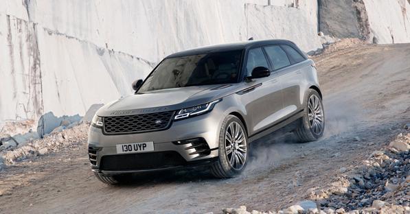 Nuovi SUV 2017: una primavera ricca di novità per la concessionaria Ambrosi Auto - Land Rover Velar