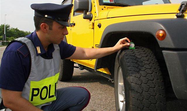 Vacanze Sicure 2017: riparte la campagna per tenere sotto controllo gli pneumatici