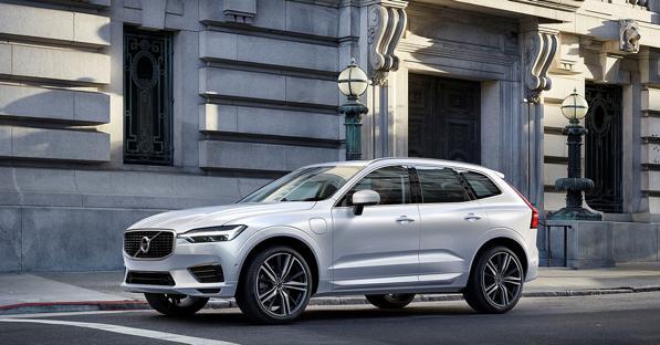 Nuova Range Rover Velar e nuova Volvo XC60: già disponibili presso la Concessionaria Ambrosi