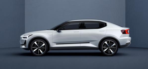 Volvo: dal 2019 costruirà solo auto elettriche e ibride