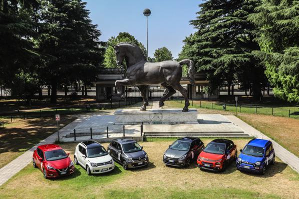 City car 2017: guida all'acquisto di un'auto da città