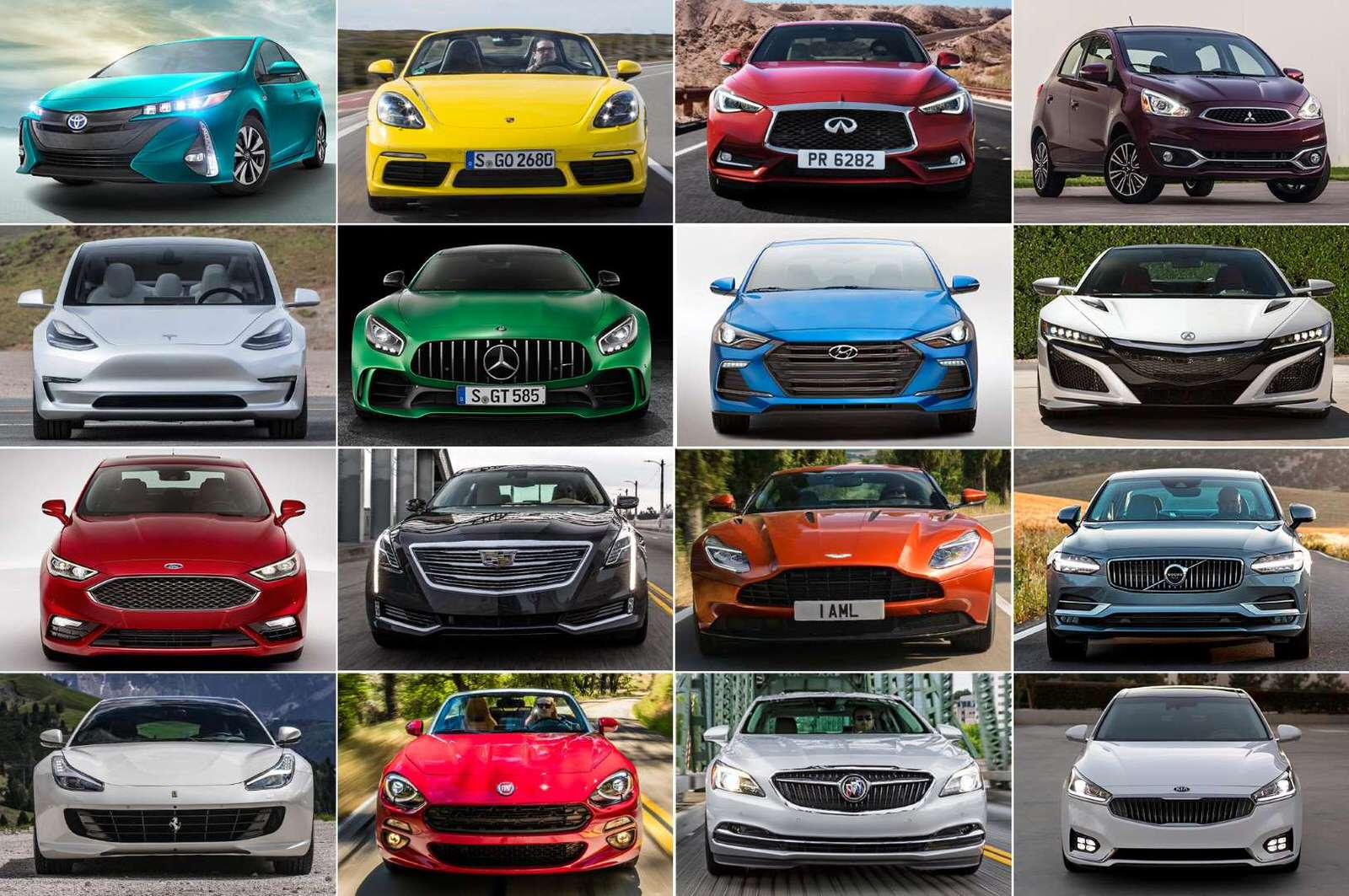 Immatricolazioni auto Novembre 2017: dati e classifica dei modelli più venduti in Italia