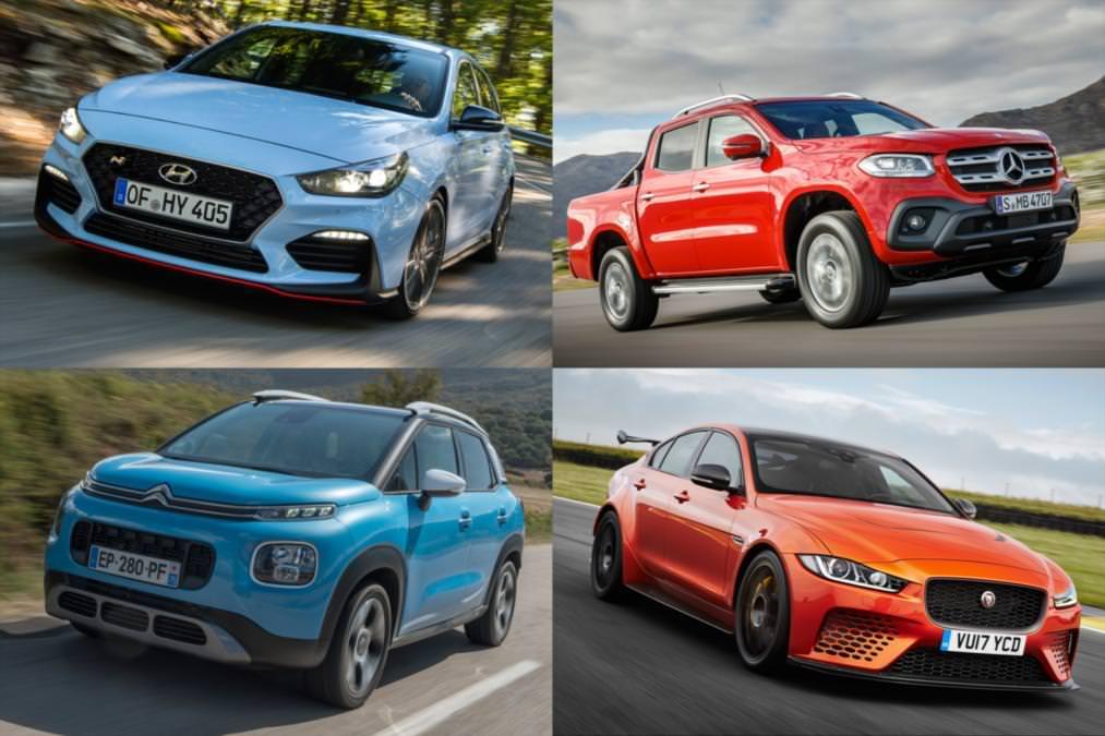 Classifiche auto più vendute a Novembre 2017: TOP 5 per alimentazione, segmento e carrozzeria