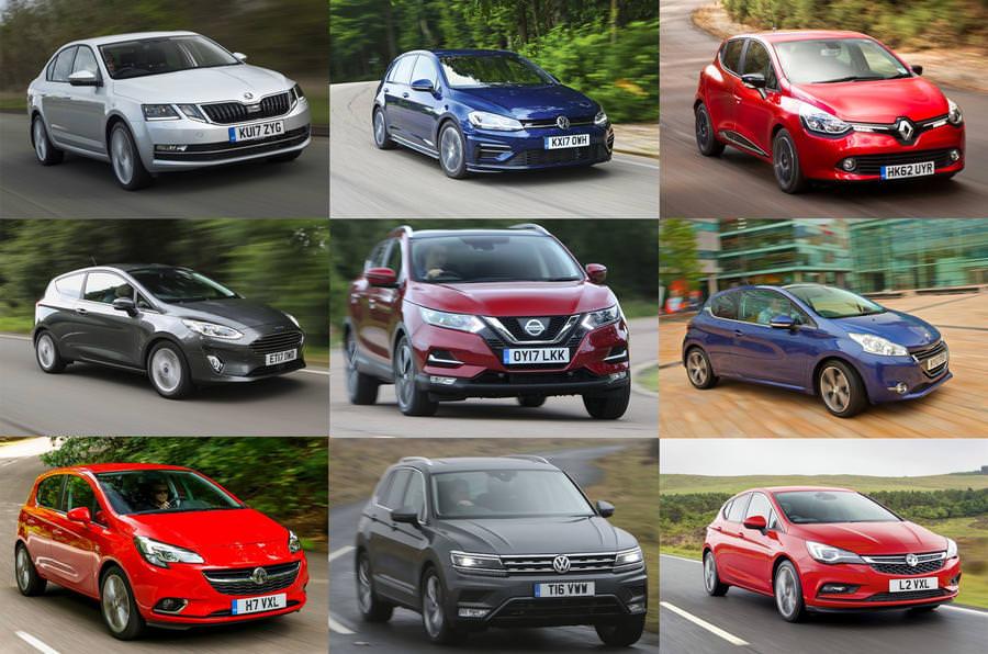 Classifiche auto più vendute a Gennaio 2018: TOP 5 per alimentazione, segmento e carrozzeria