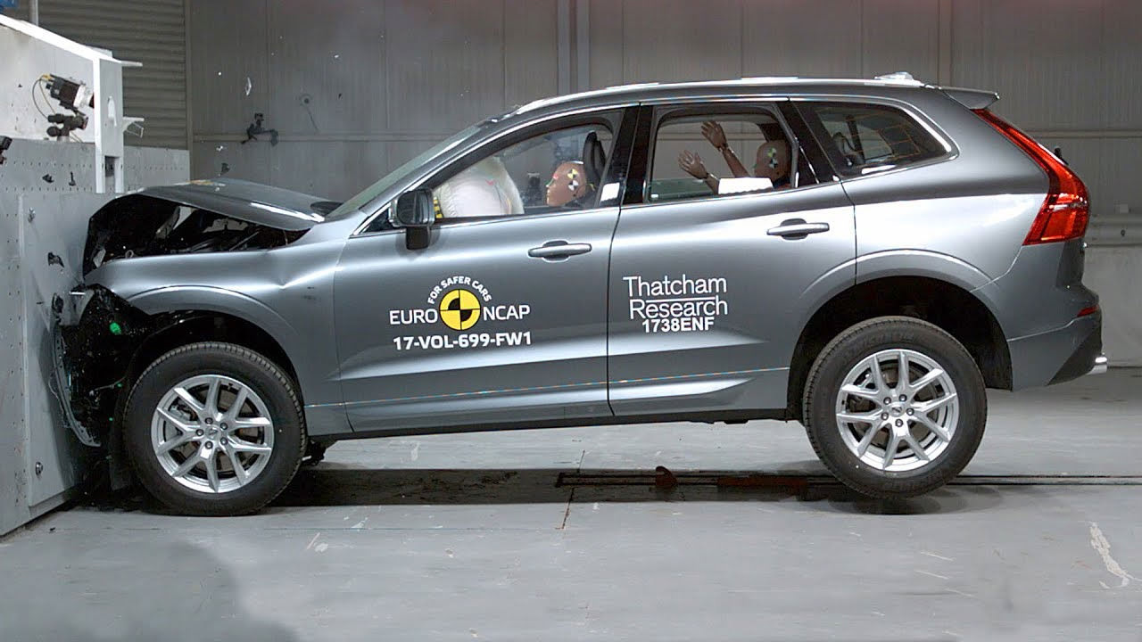 Auto più sicure del 2017: classifica Best in Class di EuroNCAP