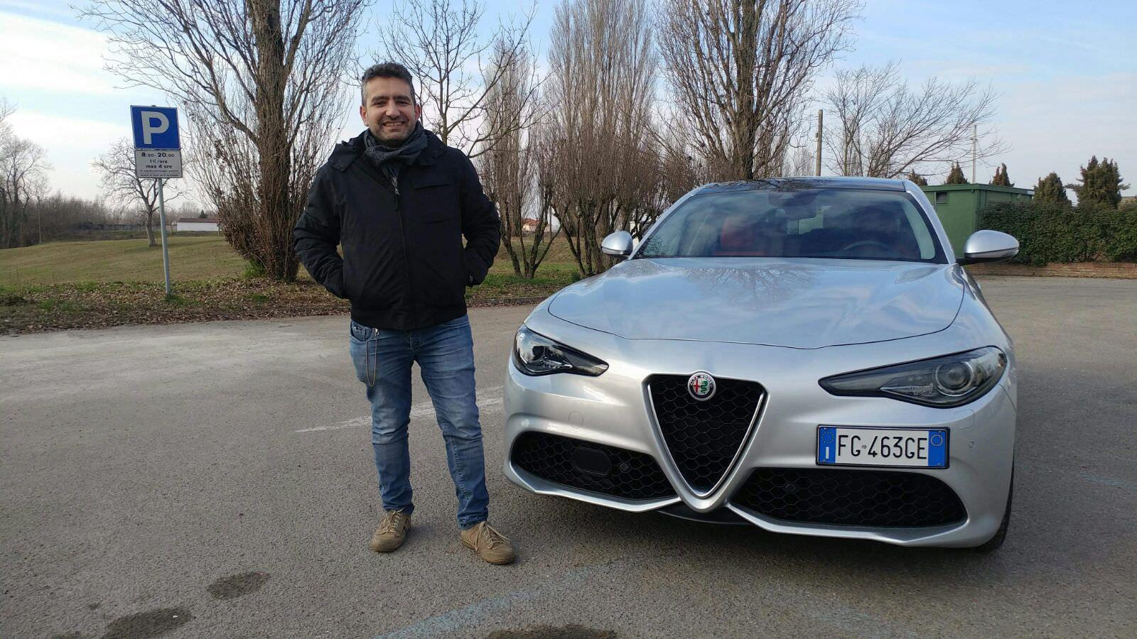 Alfa Romeo Giulia Veloce: ecco la prova di Antonello – Test Drive