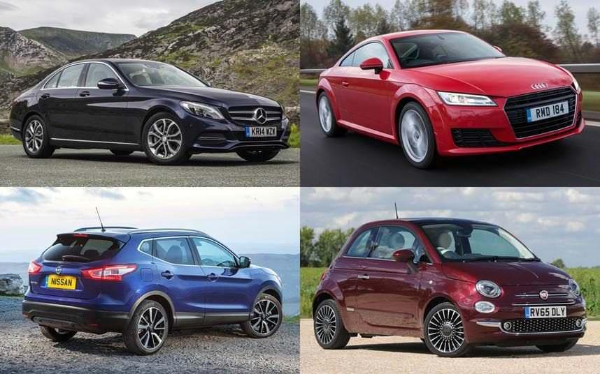 Classifiche auto più vendute a Marzo 2018: TOP 5 per alimentazione, segmento e carrozzeria