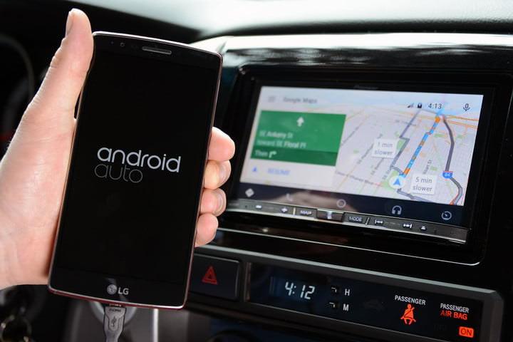 Auto con Android Auto: elenco marche e modelli in commercio