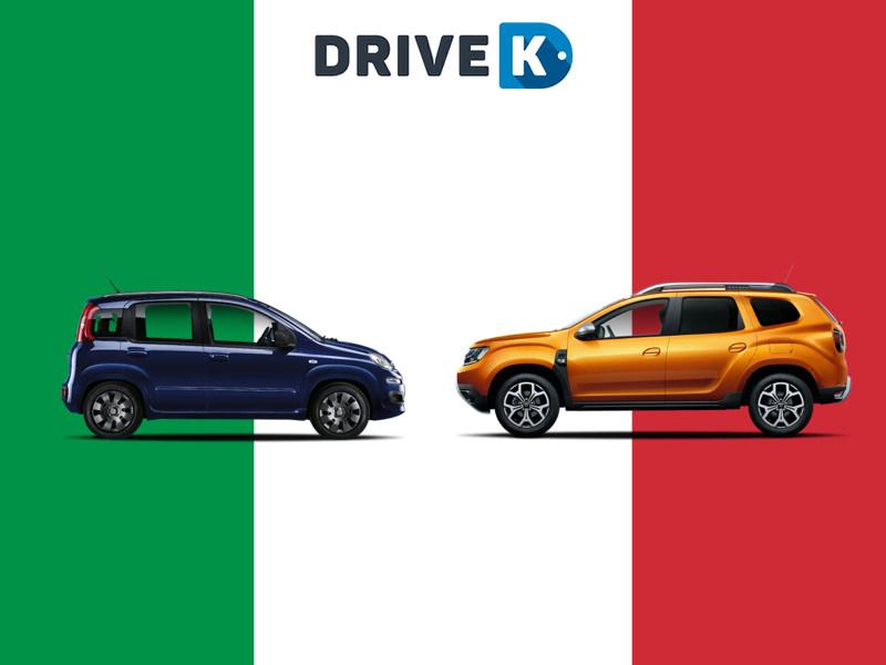 Italiani e auto: in Italia si sogna l'auto che ci si può permettere