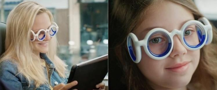 Mal d'auto addio: c'è un nuovo rimedio, gli occhiali Seetroen!