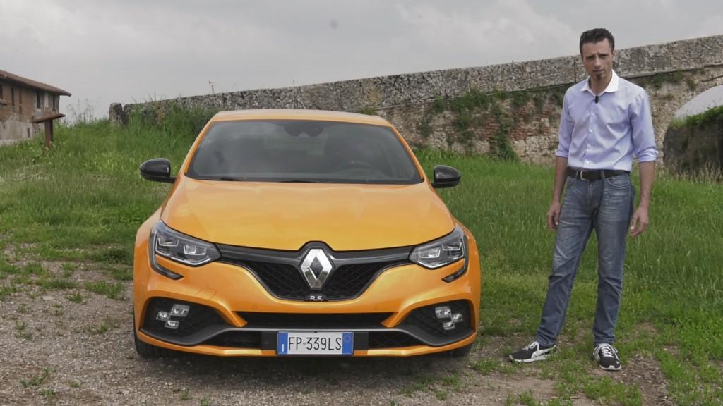 Renault Megane RS 2018, 280 CV: ecco la prova di Swan – Test Drive