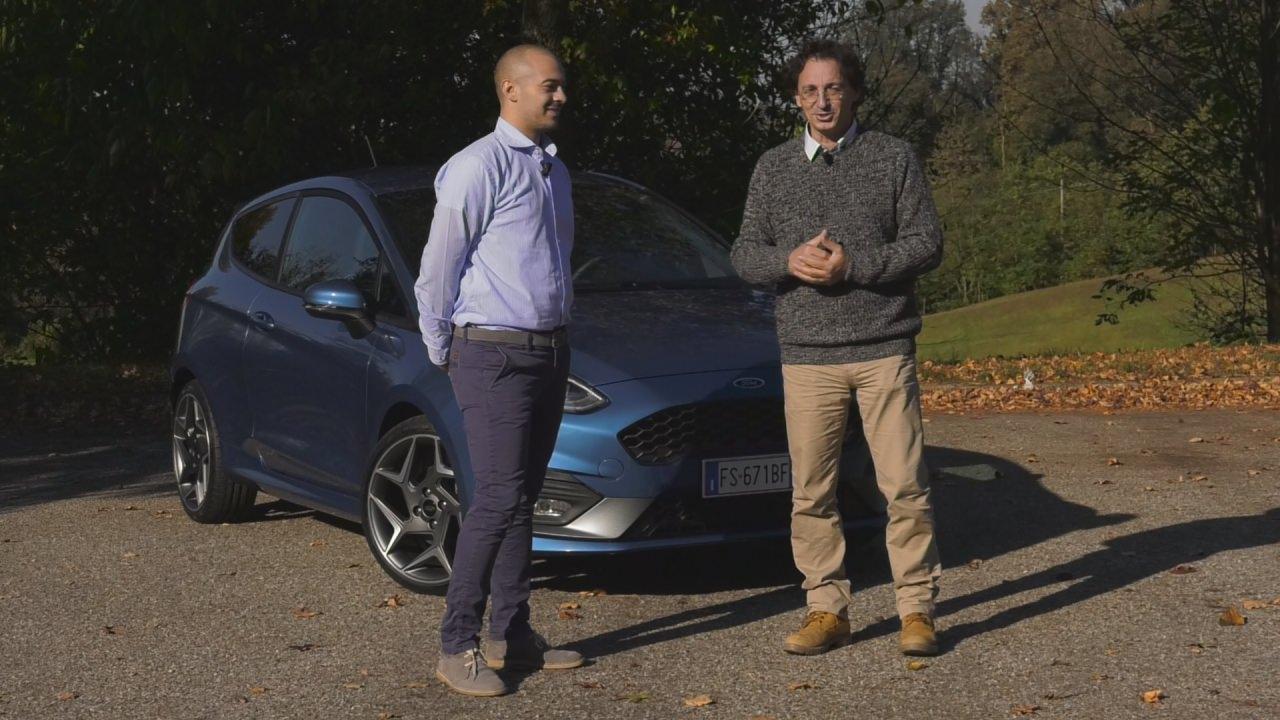 Ford Fiesta ST 2018: ecco la prova di Daniele – Test Drive