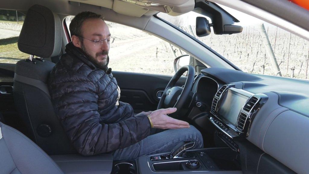 Citroen C5 Aircross: ecco la prova di Simone – Test Drive 2