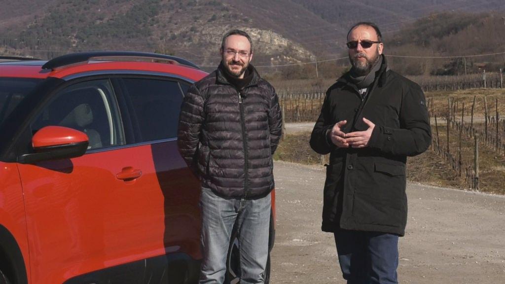 Citroen C5 Aircross: ecco la prova di Simone – Test Drive 4