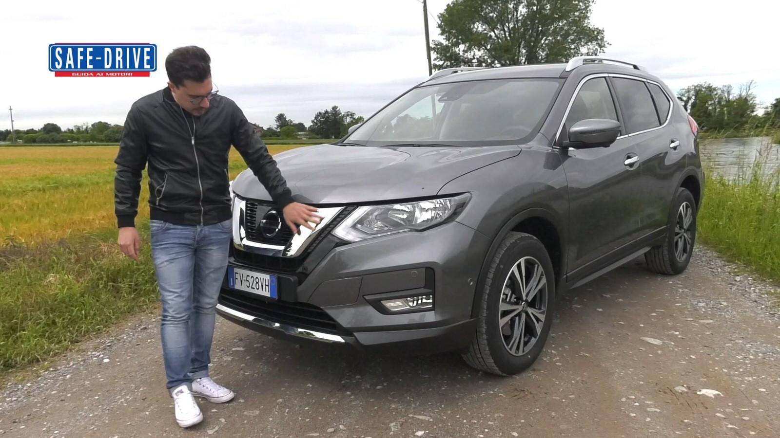 Nissan X-Trail: ecco la prova su strada di Alessio – Test Drive