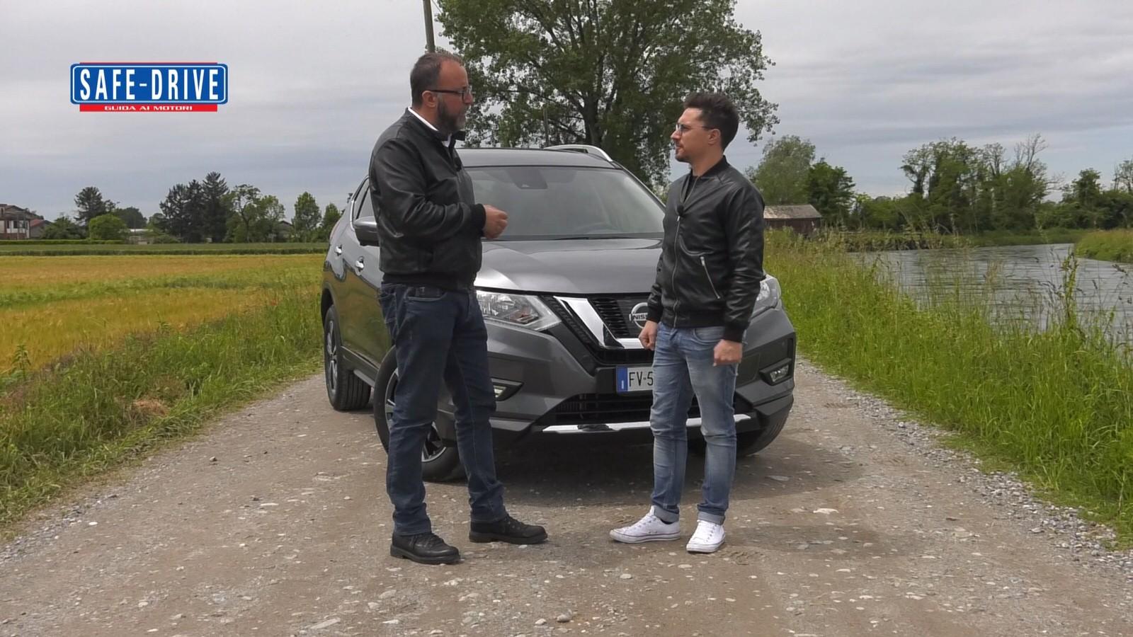 Nissan X-Trail: ecco la prova su strada di Alessio – Test Drive 3