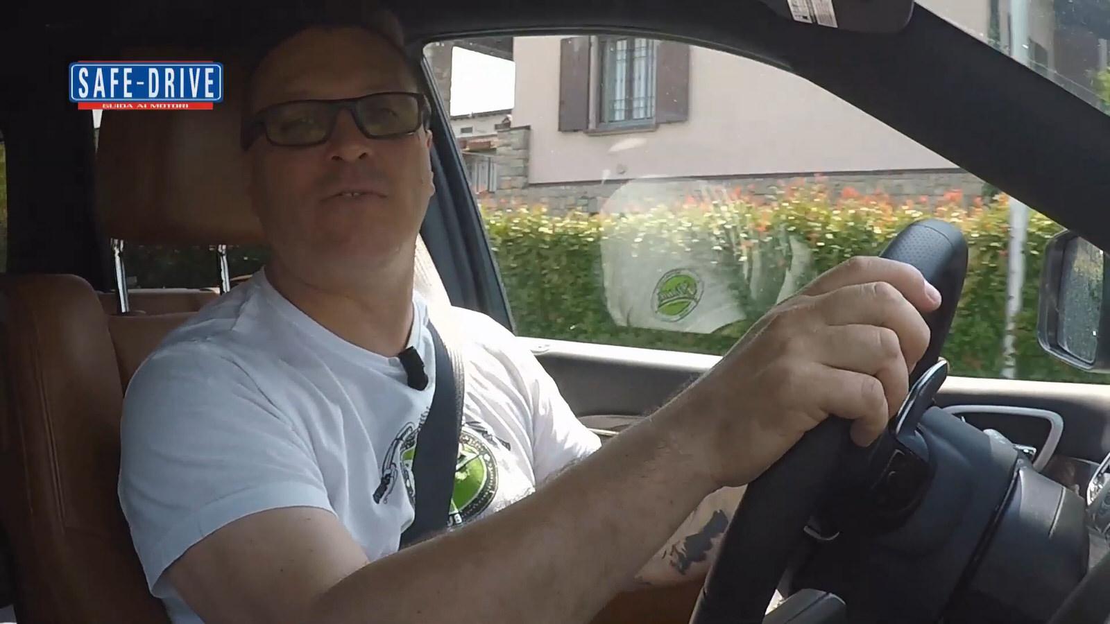 Jeep Grand Cherokee Trackhawk: ecco la prova su strada di Stefano – Test Drive 3