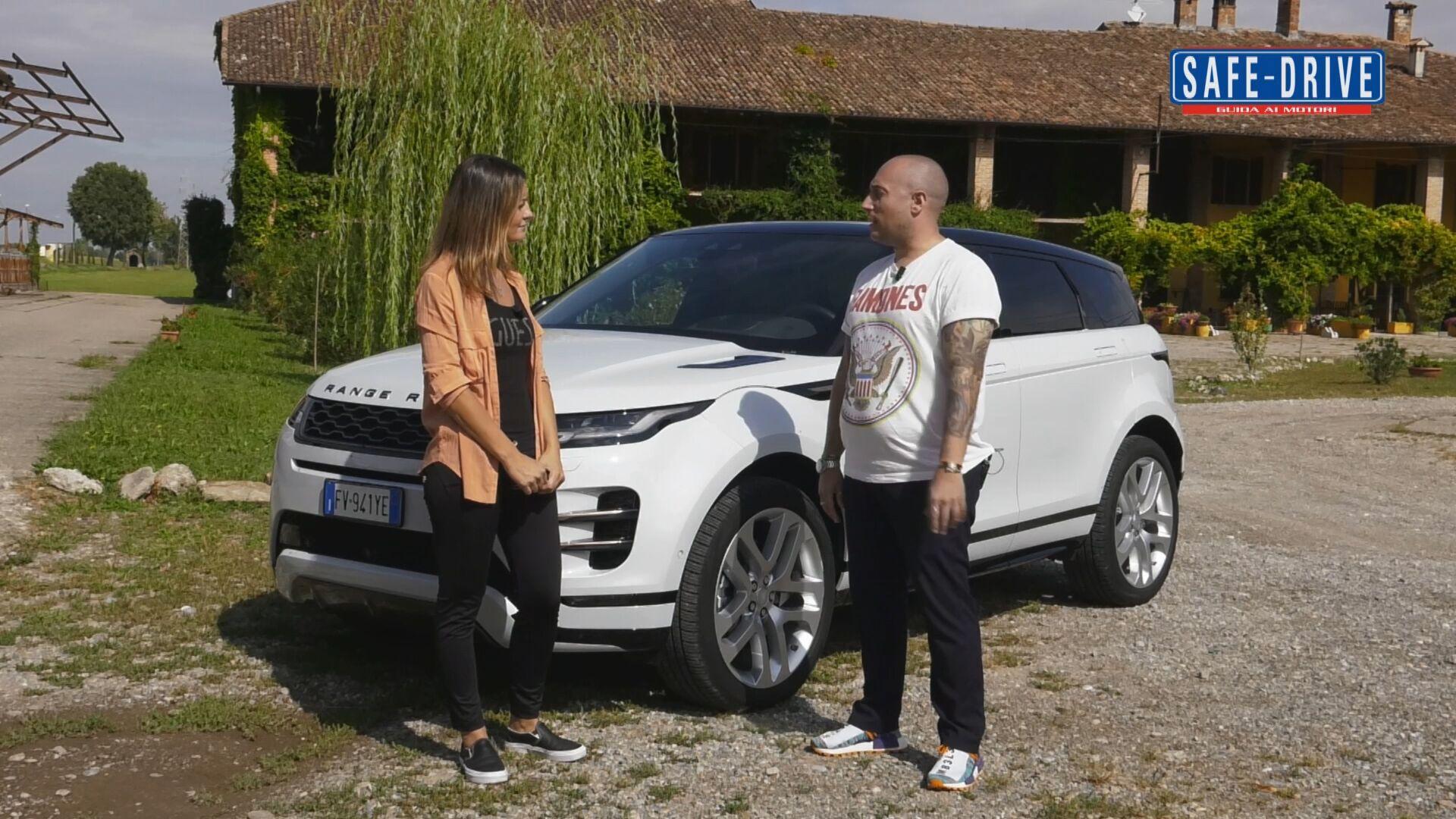 Nuova Range Rover Evoque: ecco la prova su strada di Riccardo – Test Drive