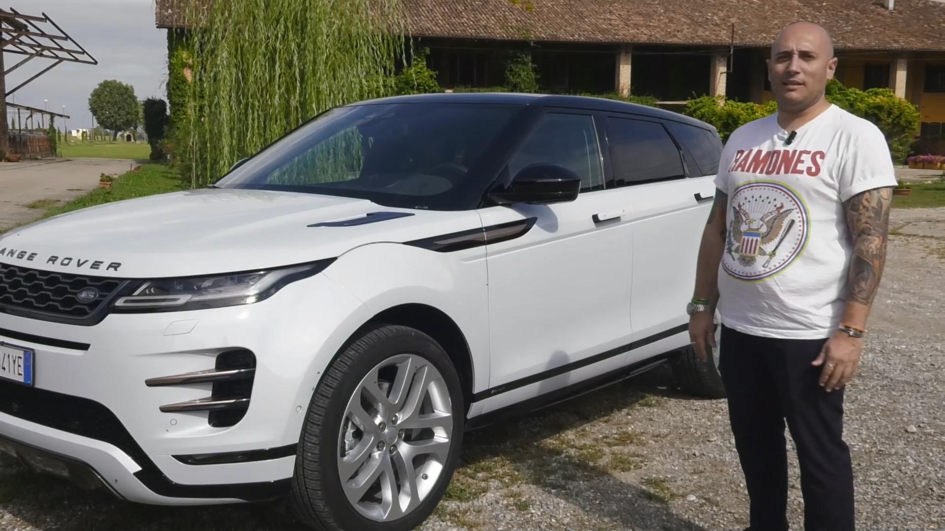 Nuova Range Rover Evoque: ecco la prova su strada di Riccardo – Test Drive 3