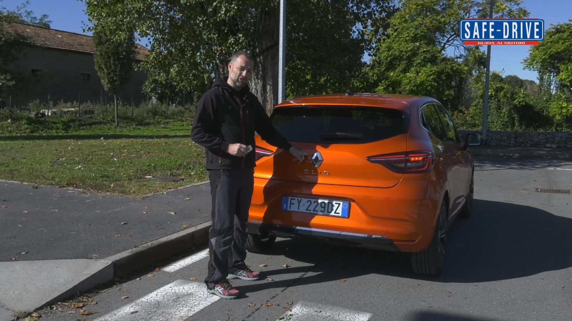 Nuova Renault Clio: ecco la prova su strada di Giovanni - Test Drive
